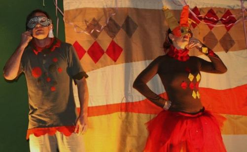 """Apresentação """"Orfeu Negro"""" na Zhen Bier - Festival de Inverno de Brusque SC (julho/2012)"""